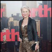 Helen Mirren, 65 ans : En léopard et cuir, elle est encore une fois bluffante !