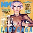 Lady Gaga en couverture de NME