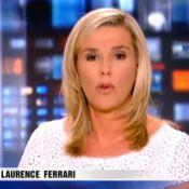 """Laurence Ferrari : Enorme """"bidonnage"""" dans son JT... mais de molles excuses !"""