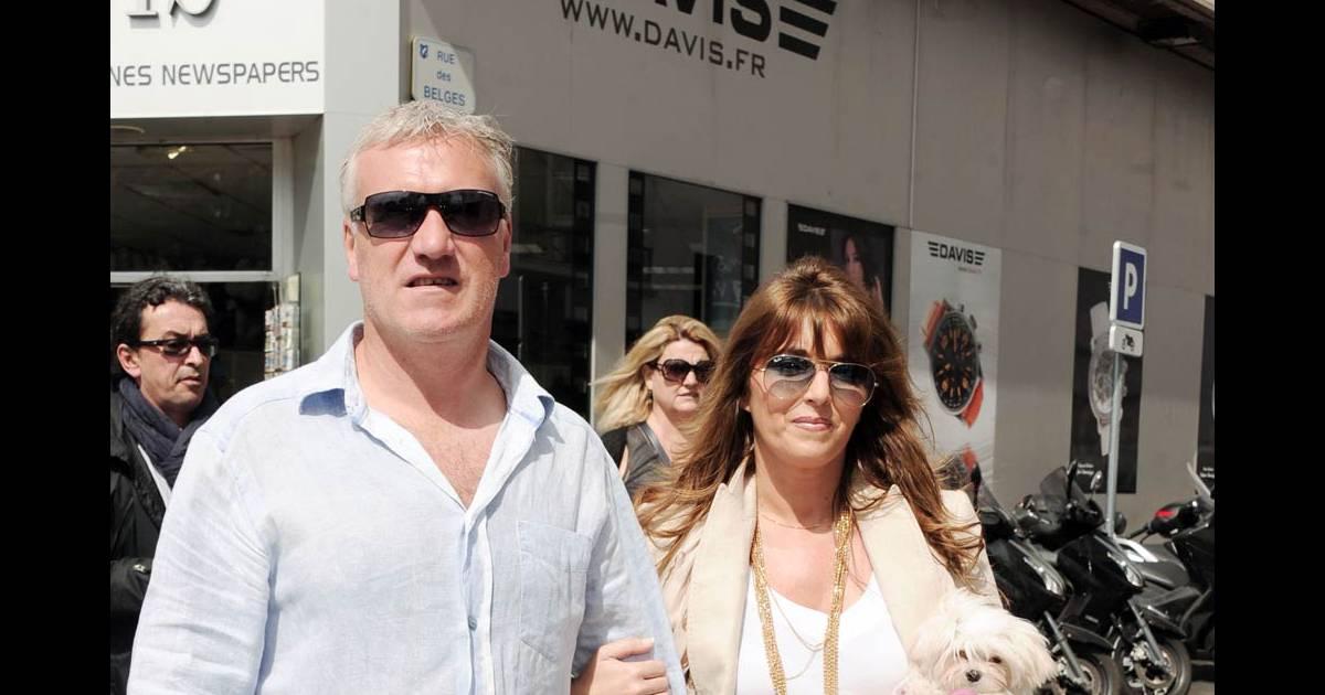 Didier deschamps et son pouse claude rencontr e il y a pr s de 25 ans lors d 39 une promenade - Qui est la compagne d artus ...