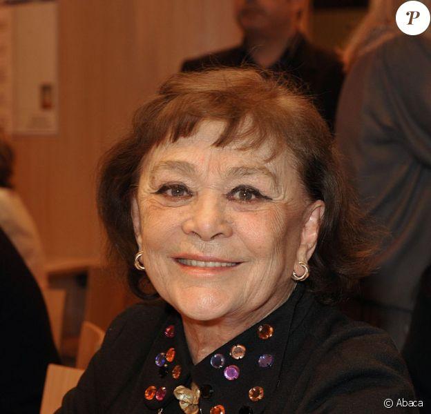 Danièle Delorme en mars 2009