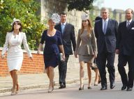 Pâques à Windsor : La reine en famille, les princesses d'York splendides !