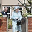 Dimanche 24 avril, la reine Elizabeth II, son époux le duc d'Edimbourg et quelques membres de la famille royale assistaient à la messe de Pâques donnée en la chapelle Saint-George à Windsor.