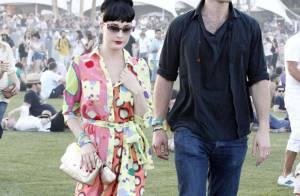 Dita Von Teese et Kate Bosworth : Un festival avec leurs amoureux, le bonheur !