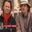 Jean-Pierre et François dans Pékin Express : la route des grands fauves