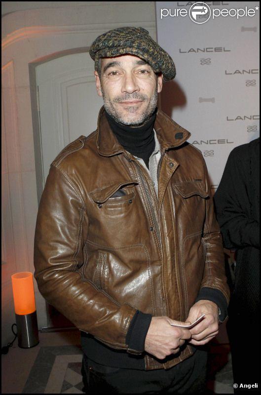 Jean-Marc Barr en novembre 2010 au Bal de la Truffe