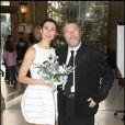 Mariage de Philippe Stark le 15 décembre 2007
