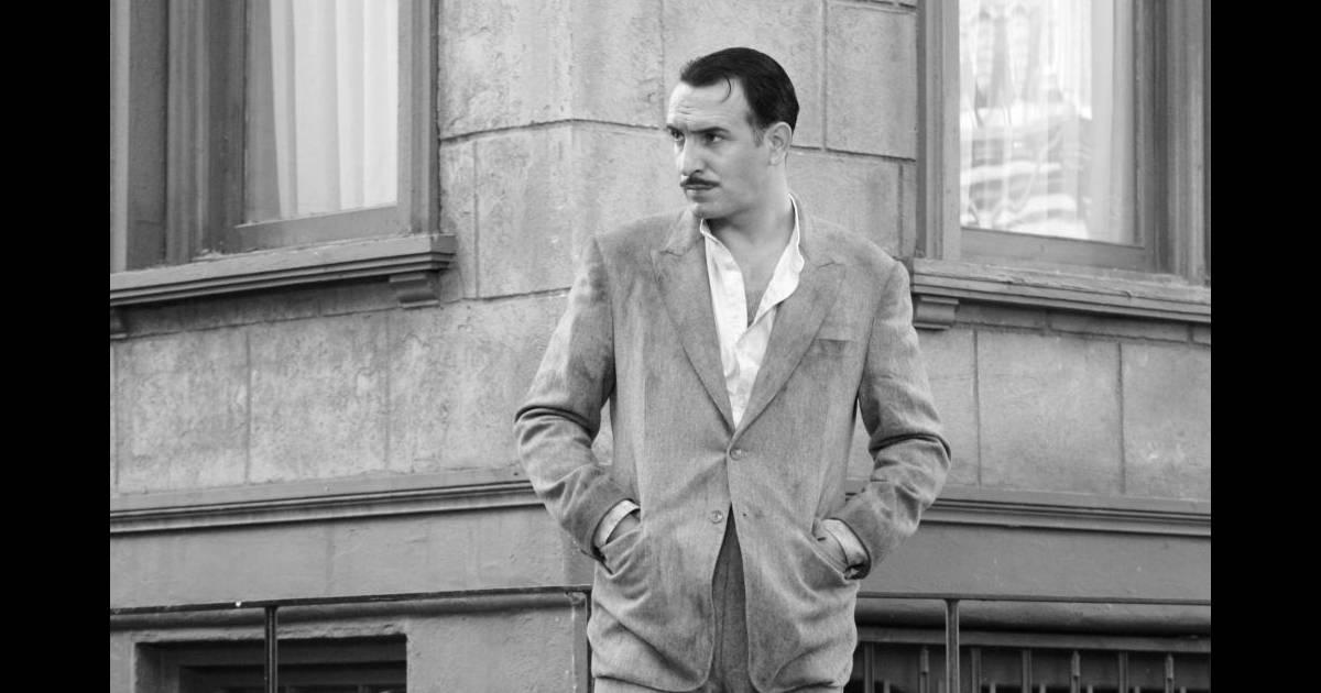 Image du film the artist un nouveau r le audacieux pour for Nouveau film dujardin