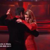 Kirstie Alley : Danseuse de tango argentin amincie et flamboyante !