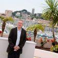 Robert de Niro, président du jury du 64e festival de Cannes le 11 mai 2011