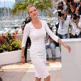 Uma Thurman membre du jury du 64e festival de Cannes le 11 mai 2011