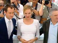 Cannes 2011 : Uma Thurman, Robert de Niro, Jude Law... Jury cinéphile et glamour