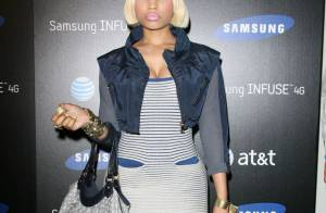 Nicki Minaj : Face à la sublime Ciara, elle a perdu son look !