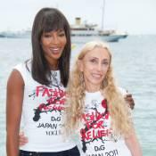 Naomi Campbell va faire le marché !