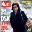 Paris Match, en kiosques le jeudi 19 mais 2011.