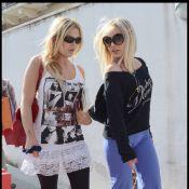 Ornella Muti et sa fille : De vraies soeurs jumelles à Rome !