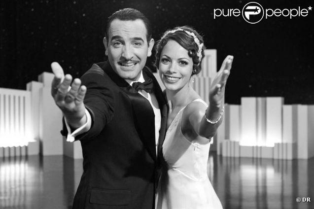 Jean Dujardin et Bérénice Bejo dans  The Artist , en salles le 19 octobre 2011.