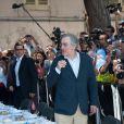 Robert de Niro et Jude Law ont bien déjeuné vendredi 20 mai avec un aïoli exécuté dans la tradition !