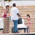 Plus aucun doute : Katie Holmes n'est pas enceinte ! Madame Cruise pourra continuer à consacrer tout son temps à Suri. Miami, le 16 mai 2011