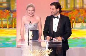 Cannes 2011 : Kirsten Dunst, lumineuse, est sacrée meilleure actrice !