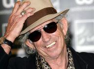 Keith Richards est un futur grand-père comblé !