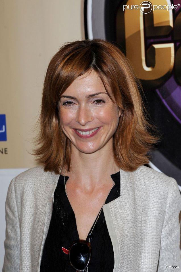 Véronique Mounier, en avril 2011, à Paris.