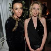Elodie Bouchez et Ludivine Sagnier, complices d'une nuit pas comme les autres !
