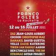 Du 12 au 16 juillet, les Francofolies de la Rochelle seront rytmées par une soirée spécialement consacrée à Nolwenn Leroy, une clôture prometteuse assurée par David Guetta, et les performances de Philippe Katerine, Zaz, The Do, Yelle, Stromae, Yael Naim et Mélanie Laurent.
