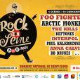 Du 26 au 28 août à Rock en Seine, les amateurs de rock apprécieront les performances des Foo Fighters, des Kills et des Arctic Monkeys. La suédoise Lykke Li figure aussi parmi les têtes d'affiche.