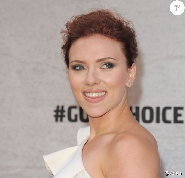 Scarlett Johansson lors des Spike TV's Guys Choice Awards, le 4 juin 2011