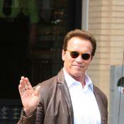 Arnold Schwarzenegger : Réconcilié avec ses enfants, il garde le sourire !