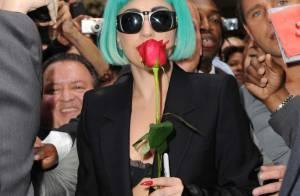 Lady Gaga : Presque sobre pour rencontrer ses fans... avant son arrivée à Paris!