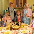 Les Tuche, un film d'Olivier Baroux avec Isabelle Nanty dans le rôle de Cathy Tuche
