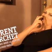 Elodie Frégé à moustache et Florent Marchet décolleté y vont Franco: hilarants !