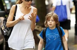 Sarah Jessica Parker : stressée aux côtés de son fils, elle en perd la raison