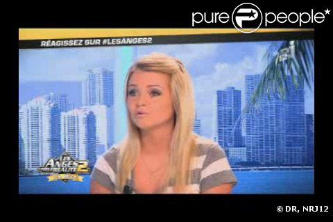 Vanessa ( Secret Story 3 ) est l'invitée des  Anges de la Télé-Réalité - Le Mag , lundi 13 juin 2011 sur NRJ12.
