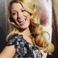 Blake Lively, à New York, en octobre 2009.