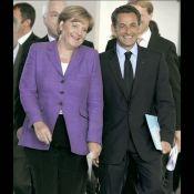 Nicolas Sarkozy et Angela Merkel : un roman d'amitié !