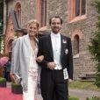Le 18 juin 2011, un an après leur union civile, la princesse Nathalie de Sayn-Wittgenstein-Berleburg et Alexander Johanssmann se sont mariés religieusement, en l'église protestante de Bad Berleburg, en Allemagne.