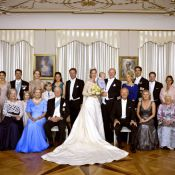 Les princesses Mary et Tatiana somptueuses au mariage de la princesse Nathalie