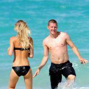 Bastian Schweinsteiger s'éclate avec sa bombe sous le soleil de Miami !