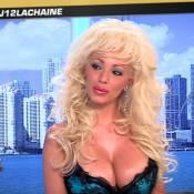 Anges de la télé-réalité 2-Cindy (Dilemme): pas contre un film sexy avec Brandon