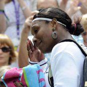 Les larmes de Serena Williams, le sourire de Virginie Razzano