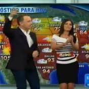 Tom Hanks : Quand la star, en pleine promo, présente la météo en dansant