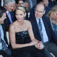 Charlene Wittstock est folle amoureuse de son prince Albert. Le couple se dira oui les 1 et 2 juillet prochain.