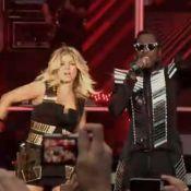 Les Black Eyed Peas au Stade de France : Un show aguicheur et futuriste