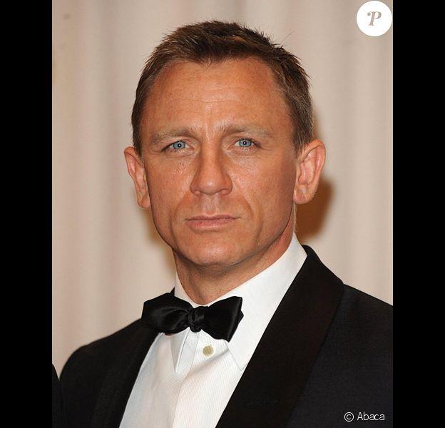 Daniel Craig pose lors de la 81ème cérémonie des Oscars à Hollywood
