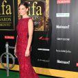 Hilary Swank le 25 juin 2011 à Toronto pour l'International Indian Film Academy Awards