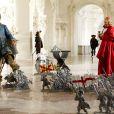 Des images des  Trois Mousquetaires 3D , en salles le 12 octobre 2011.