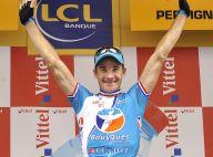 Thomas Voeckler, le cycliste préféré des Français, est papa